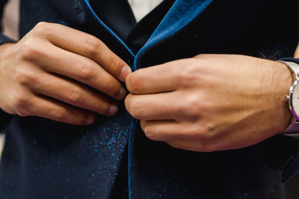 mariage comment habiller homme