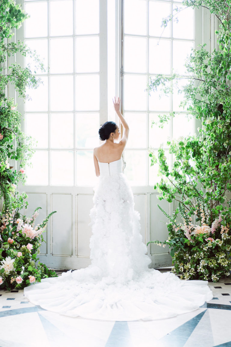 Photos mariage paris chateau azzdin cuvelier