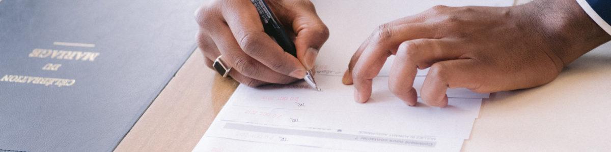 signature témoin mariage cassel